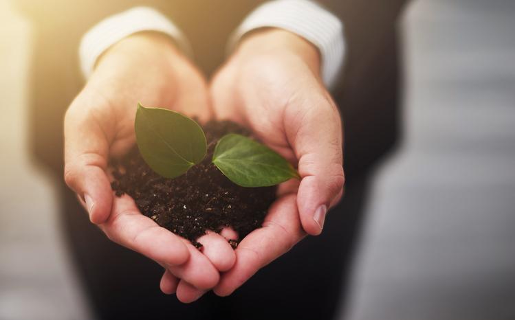 Återanvänd och ta hand om miljön